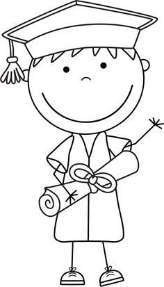 Read moreCute Graduation Coloring Pages School Coloring Pages, Cute Coloring Pages, Flower Coloring Pages, Classroom Art Projects, Art Classroom, Art Drawings For Kids, Art For Kids, Graduation Clip Art, Kindergarten Graduation