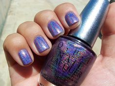 OPI holographic I want this so bad!