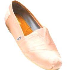 Ballet-inspired Tom's. Really?  #ballet #Tom's