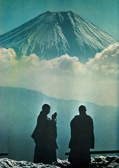 monks. mountain