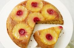 Lorraine Pascale's upside down cake - Quirky cakes and bakes