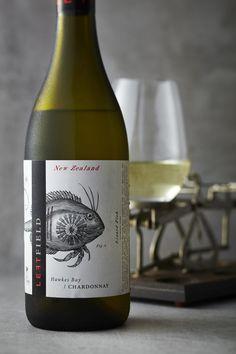 Left Field Wine Label