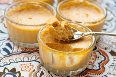 Paleo Pumpkin Spice Mousse Recipe in Ramekin | Vitacost.com/Blog