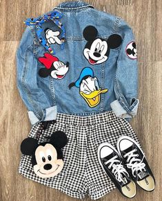 Cute Disney Outfits, Disney World Outfits, Disney Themed Outfits, Disneyland Outfits, Cute Outfits, Disney Clothes, Teen Fashion Outfits, Outfits For Teens, Girl Outfits