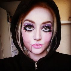 Image result for scary dummy doll
