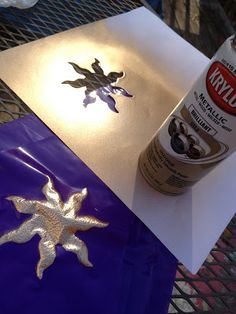 Family, Stamping and FOOD!: Disney's Tangled Party
