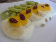 Czary w kuchni- prosto, smacznie, spektakularnie.: Owocowy lunch w wersji light Lunch, Tasty, Breakfast, Healthy, Food, Meal, Lunches, Eten, Meals