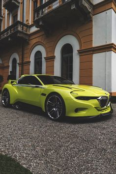 BMW 3.0 CSL Hommage #RePin by AT Social Media Marketing - Pinterest Marketing Specialists ATSocialMedia.co.uk