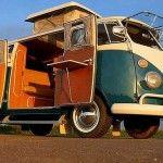 Volkswagen va relancer le classique van hippie dans une version électrique