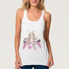 #Fairy Tank Top 2X - #giftideas #teens #giftidea #gifts #gift #teengifts
