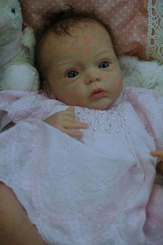 Mummelbaerchens Livia, so cute Reborn Baby Girl, New sculpt Gudrun Legler, | eBay
