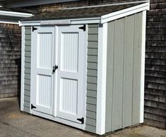 LeanTo Cuttyhunk Small Buildings Sheds Cabanas, Porch Systems and Pool Houses from Walpole Woodworkers - - Shed Floor Plans, Wood Shed Plans, 4x8 Shed, Barn Plans, Lean To Shed, Build Your Own Shed, Backyard Sheds, Outdoor Sheds, Pool Shed