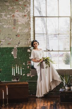 Leaves of Grass Wedding Inspiration