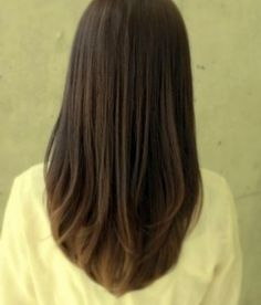 U shape haircut