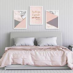 Girls Bedroom, Bedroom Decor, Living Room Themes, Teenage Room, New Room, Diy Canvas Art, Diy Furniture, Bed Pillows, New Homes