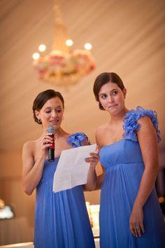 Amsale bridesmaids dresses.