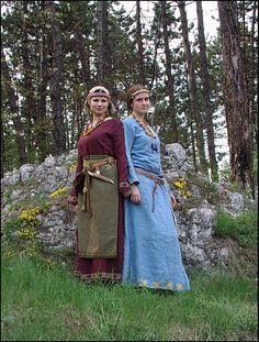 Slavic Costume - Maadob by Shadow-of-Yggdrasil on deviantART