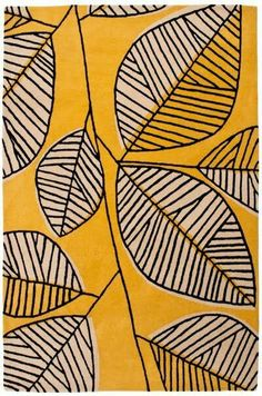 An exclusive collection for Heals called woodland. Inspired by the forests of Great Britain the patterns are graphic representations of British trees and leaf forms and feature on rugs, cushions, tableware, drum shades, and a doormat. - Simple DIY C Graphic Patterns, Textile Patterns, Color Patterns, Print Patterns, Tribal Print Pattern, Graphic Prints, Surface Pattern Design, Pattern Art, Pattern Painting