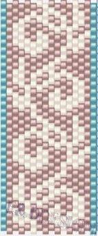 Peyote Pattern Vines