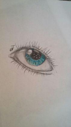 Отрожение в глазу