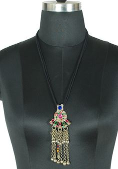 Antique Afghan Necklace design 18 – Desically Ethnic