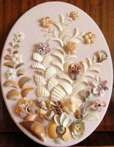 Diy Sea Shell Projects 18 - Awesome Ideas To Be Done With Seashells Seashell Painting, Seashell Art, Seashell Crafts, Sea Crafts, Diy And Crafts, Arts And Crafts, Shell Animals, Seashell Projects, Shell Flowers