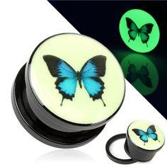plug écarteur phospho papillon 10 mm
