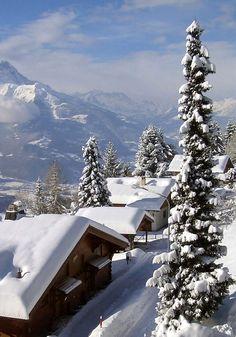 Les Diablerets, Vaud, Switzerland