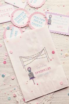 Sprinkles Sprinkles Everywhere ~ bags