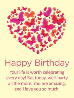 Your Life Is Worth Celebrating
