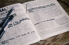 Free downloads for scripture journals from Allison Kimball.  Love!