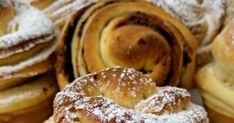 recepty slávky coolinarky Doughnut, Baking, Food, Hampers, Bakken, Essen, Meals, Backen, Yemek