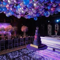 Galaxy Party theme, Space cosmos astronaut birthday, stars constellation decorat… – Galaxy World Birthday Star, Sweet 16 Birthday, 16th Birthday, Birthday Parties, Quinceanera Favors, Galaxy Wedding, Galaxy Theme, Galaxy Decor, Space Party
