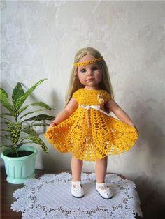 """""""Бабочка-красавица, ты мне очень нравишься!"""" Игровые куклы Готц. Ханна с собачкой 2011 год / Одежда и обувь для кукол - своими руками и не только / Бэйбики. Куклы фото. Одежда для кукол"""