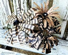 Artsy VaVa: Paper Flowers