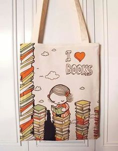 Cute book bag