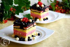 """kuchnia w czekoladzie: Ciasto """"Leśny romans"""""""