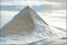 Pesquisadores descobrem três antigas piramides na Antártida após derretimento de gelo ~ Sempre Questione - Últimas noticias, Ufologia, Nova Ordem Mundial, Ciência, Religião e mais.