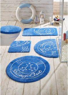 Banyo Halısı ''Sailing'' mavi - bpc living - bonprix.com.tr
