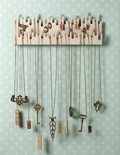 Eco Friendly Laser Cut Geometric Wood Jewelry by Mr Nico ~ The Beading Gem's Journal