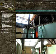 Transformation et agrandissement vertical d'une maisonnette en un intérieur… Augmentation, Internet, Design, Home Remodeling, Contemporary Interior, Couple Room, Living Spaces, Design Comics