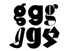 """""""gggggg – Alias typefaces – Elephant, Ano, Alias Didot, Caustic, Noah and Klute"""" Typography Alphabet, Typography Fonts, Graphic Design Typography, Lettering Design, Vintage Typography, Typography Inspiration, Graphic Design Inspiration, Type Design, Logo Design"""