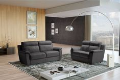 The Edna Collection is a Luxury Italian leather sofa collection that by far out shines anything available on the high street. It features simplistic styling with comfort right in the heart of it's design. A compact sofa range that simply oozes comfort.