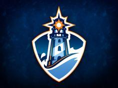 Islanders Hockey Club Logo by Kristopher Bazen