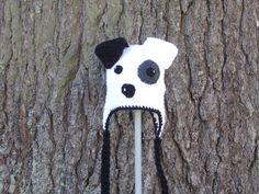 Dog Hat, Puppy Hat, Baby Puppy Hat, Child Puppy Hat,Crochet Dog Hat. - pinned by pin4etsy.com