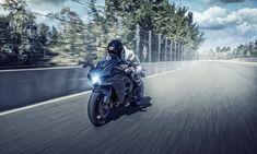 The 2019 Kawasaki Ninja The motor will produce a staggering hp.The bike is powered by a inline, four-cylinder motor. Kawasaki Ninja H2r, Ducati Diavel, Motorcycle Wallpaper, Drag Bike, Latest Hd Wallpapers, Drag Racing, Racing Bike, Royal Enfield, Sidecar