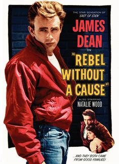 CINE JAMES DEAN....  OUR HOME TOWN BOY!