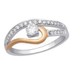 Gold Engagement Rings Houston  #GoldRings #EngagementRings #DiamondRings #Houston #Rings #Diamonds