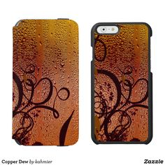 Copper Dew iPhone 6/