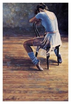 Steve Hanks take five painting for sale, this painting is available as handmade reproduction. Shop for Steve Hanks take five painting and frame at a discount of off. Ballet Art, Ballet Dancers, Ballerinas, Ballet Studio, Ballerina Art, Ballet Shoes, Female Images, Female Art, Gravure Photo